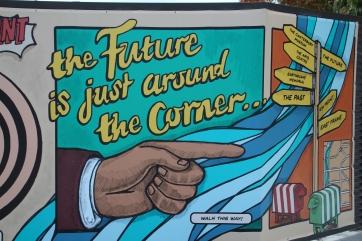 The Future is Just Around the Corner
